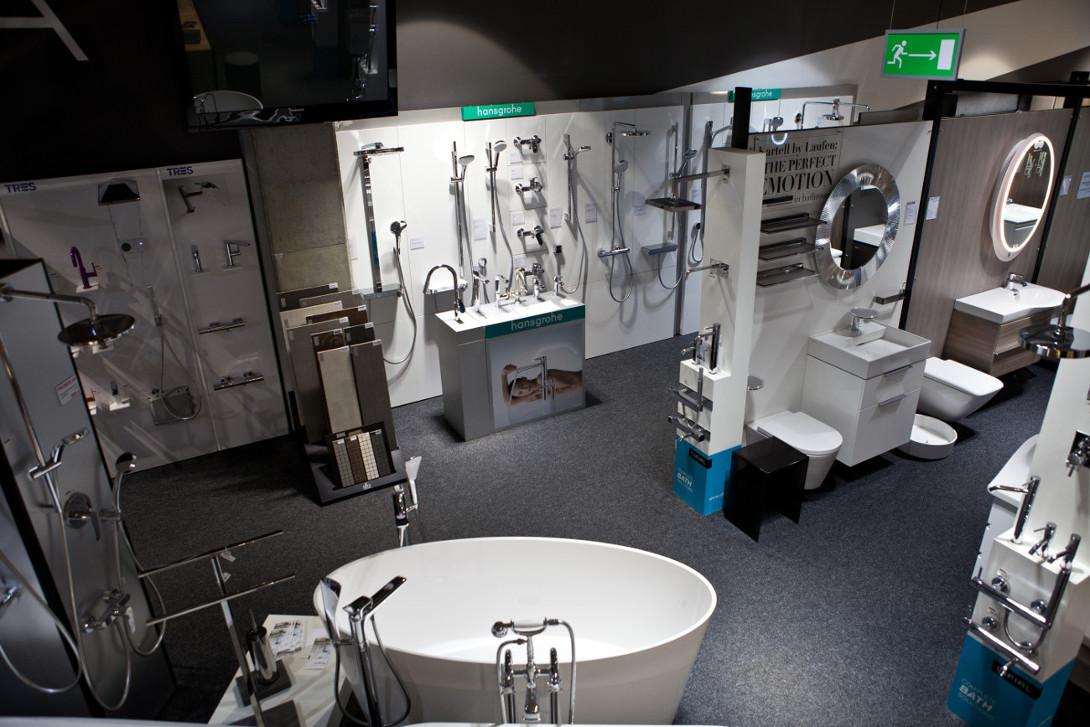 Największy salon łazienek w Warszawie